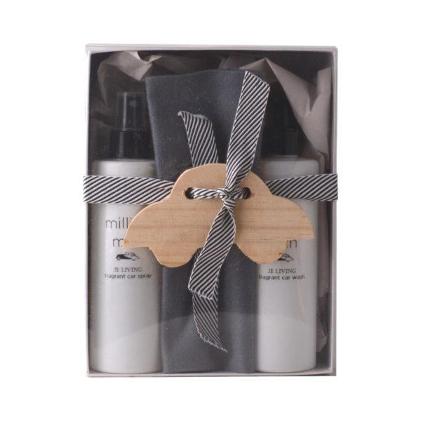 Car-kit-with-deodorizer-spray-shampoo-chamois-gift