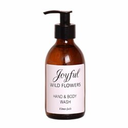 Elmi-Jali jojoba enriched hand and body wash 200ml