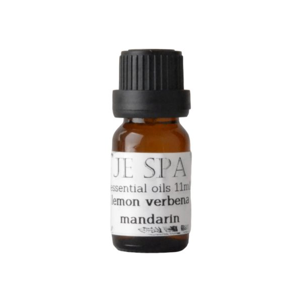 JE Spa essential oil 11ml - LEMON VERBENA MANDARIN