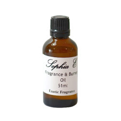 Sophia E fragrance and burner potpourri oil 51ml