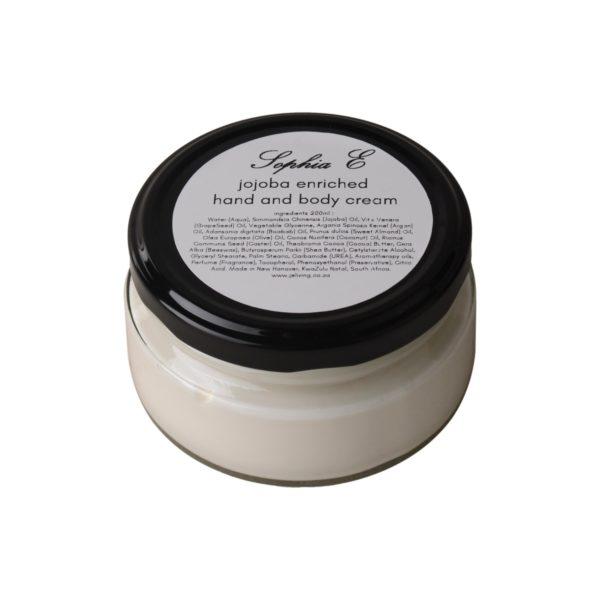 Sophia-E-jojoba-enriched-hand-and-body-cream-200ml