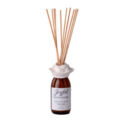 Elmi-Jali reed diffuser with a camelia flower 100ml gift
