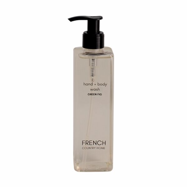 French Country Home jojoba enriched hand and body wash 300ml