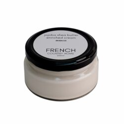 French Country Home jojoba shea cocoa butter cream 200ml