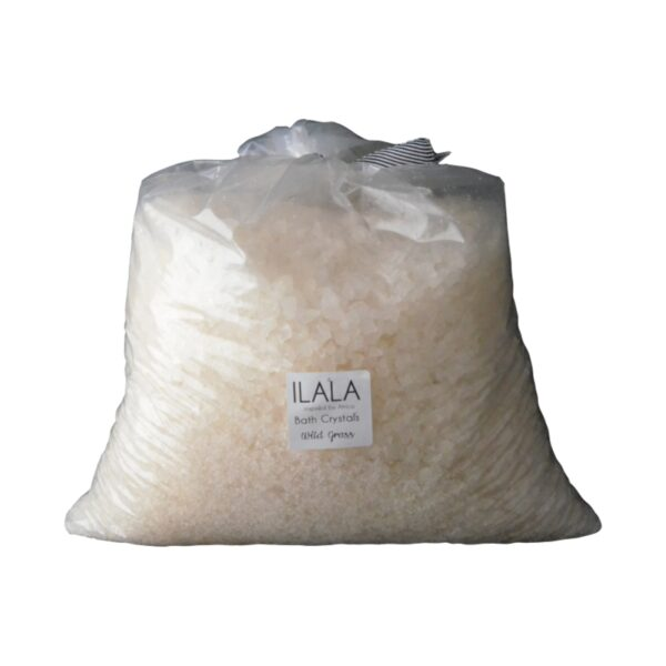 Ilala aroma bath rock crystals scented 10kg