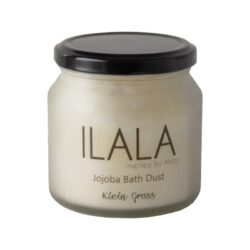 Ilala jojoba enriched bath dust 250ml