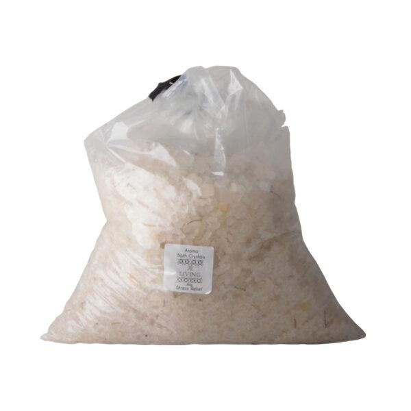 JE Living aroma bath rock crystals scented 10kg