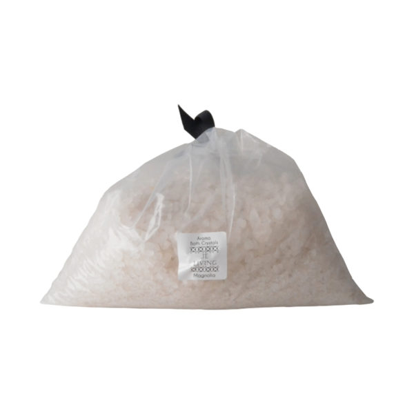 JE Living aroma bath rock crystals scented 5kg