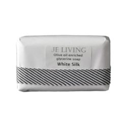 JE Living glycerine soap wrapped 140g