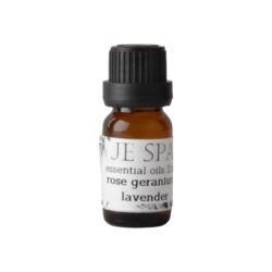 JE Spa essential oil 11ml - ROSE GERANIUM LAVENDER