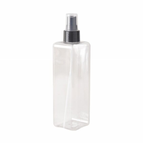 Spray atomiser to fit plastic 300ml square bottle