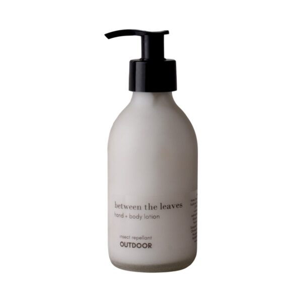 between-the-leaves-hand-and-body-lotion-glass-bottle-200ml-OUTDOOR