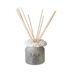 Ilala glass holder reed diffuser 100ml oil coral flower gift - Africa