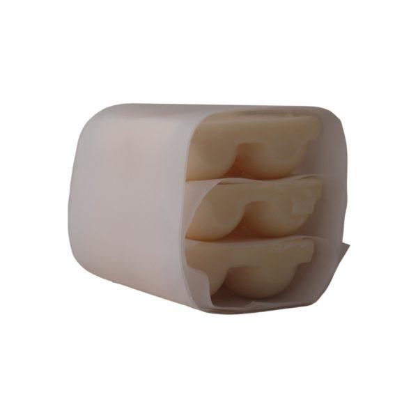 JE Living natural vegetable soy wax melts 12 blocks 120g 1